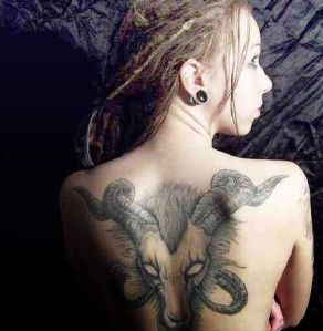 capricorn-tattoos-for-women